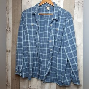 Mens Duluth Trading Flannel
